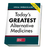 Today's GREATEST Alternative Medicines